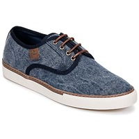 Shoes Men Low top trainers Casual Attitude IOOUTE Blue