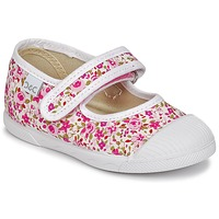Shoes Girl Low top trainers Citrouille et Compagnie APSUT Pink