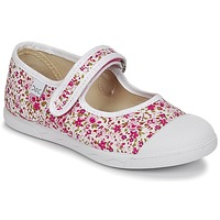 Shoes Girl Flat shoes Citrouille et Compagnie APSUT Pink