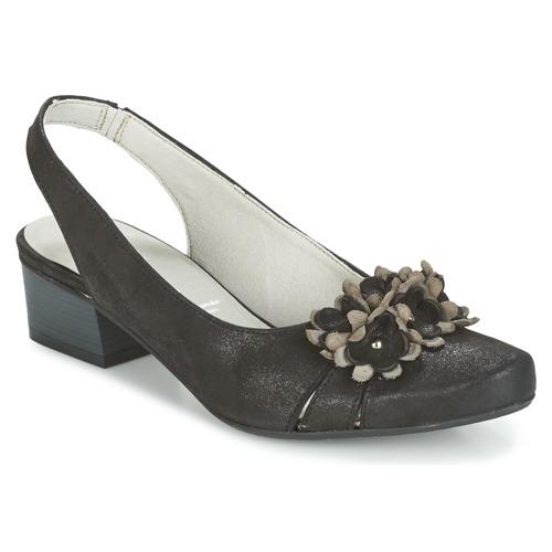 Shoes Women Sandals Dorking TUCAN Black