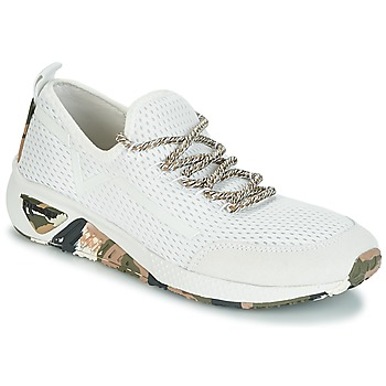 Shoes Women Low top trainers Diesel S-BKY White