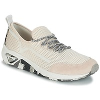 Shoes Women Low top trainers Diesel S-KBY Pink / Pale
