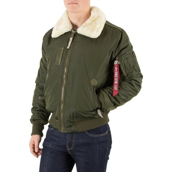Clothing Men Jackets Alpha Industries Men's Injector III Jacket, Green green