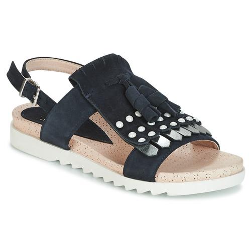 Shoes Women Sandals Elue par nous CHACAL Marine
