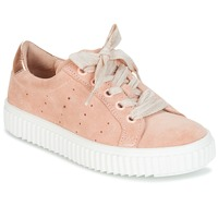 Shoes Girl Low top trainers Acebo's RAME Pink