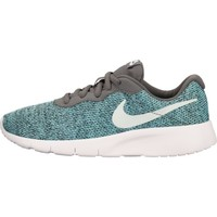 Shoes Women Low top trainers Nike Girls'  Tanjun SE (GS) Shoe GRIS