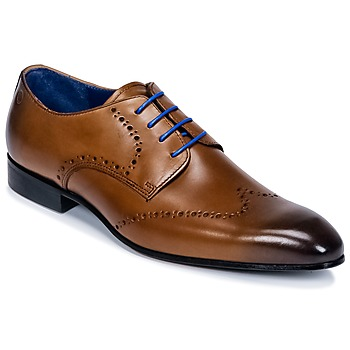 Shoes Men Derby Shoes Carlington FRUTO Brown
