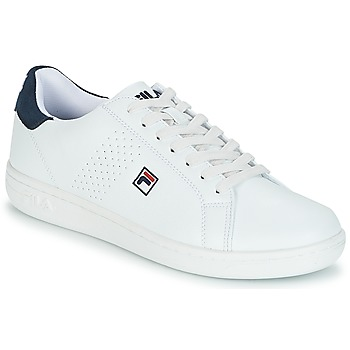 Shoes Men Low top trainers Fila CROSSCOURT 2 F LOW White / Blue