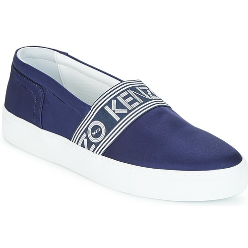 Shoes Women Slip-ons Kenzo KAPRI SNEAKERS Marine