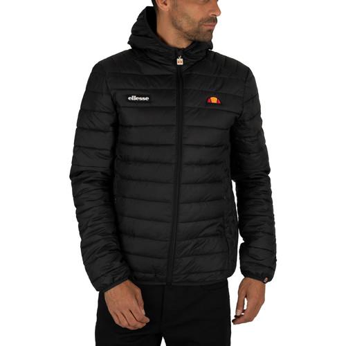 Clothing Men Duffel coats Ellesse Lombardy Padded Jacket black
