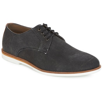 Shoes Men Derby Shoes Frank Wright YOUNG Black