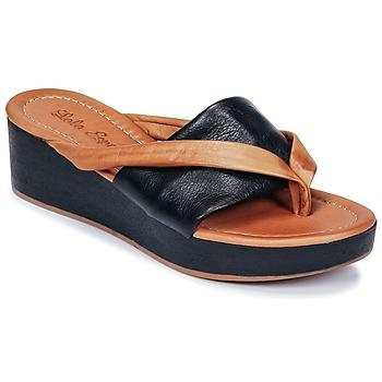 Shoes Women Flip flops Lola Espeleta IDOLE Black