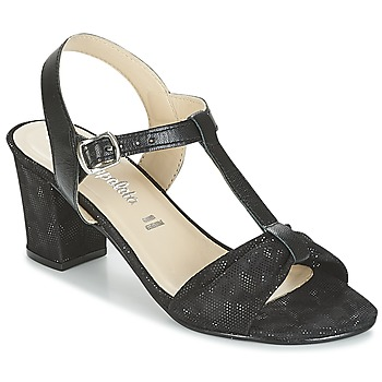 Shoes Women Sandals Lola Espeleta PASTILLE Black