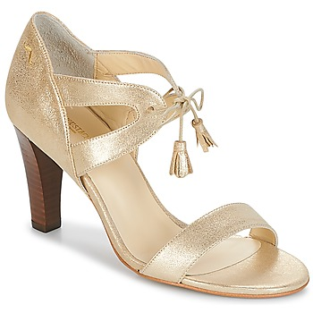 Shoes Women Sandals M. Moustache DAPHNE Champagne