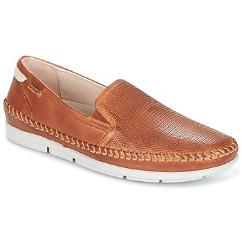 Shoes Men Loafers Pikolinos ALTET M4K Brown