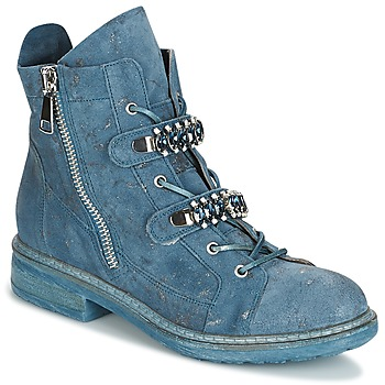 Shoes Women Mid boots Now PICABO Blue