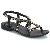 Shoes Women Sandals Now SANTIAGO Black