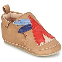 Shoes Boy Baby slippers Shoo Pom CHOU TIPI Creme