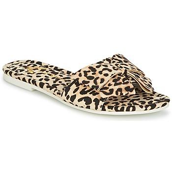Shoes Women Mules Lola Ramona COCCO Leopard