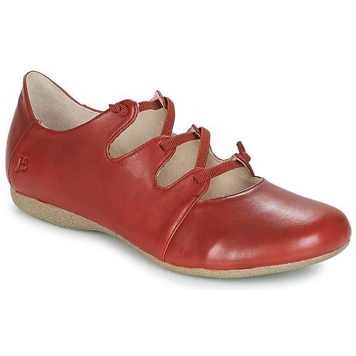 Shoes Women Flat shoes Josef Seibel FIONA 04 Red
