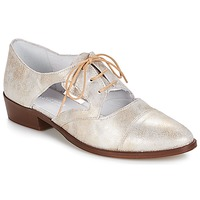 Shoes Women Derby Shoes Regard RELAX Bronze