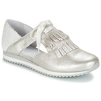 Shoes Women Flat shoes Regard RIZACA Platinum