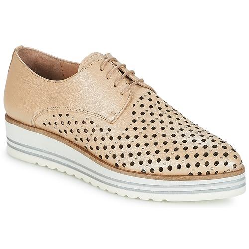 Shoes Women Derby Shoes Muratti BESSIE Beige