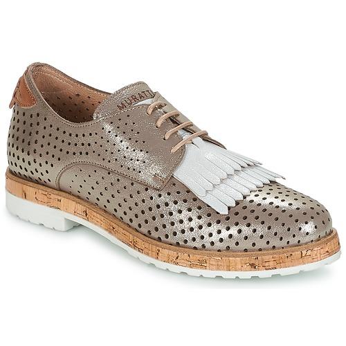 Shoes Women Derby Shoes Muratti AMAIA Bronze