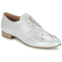 Shoes Women Derby Shoes Muratti ADJA Silver