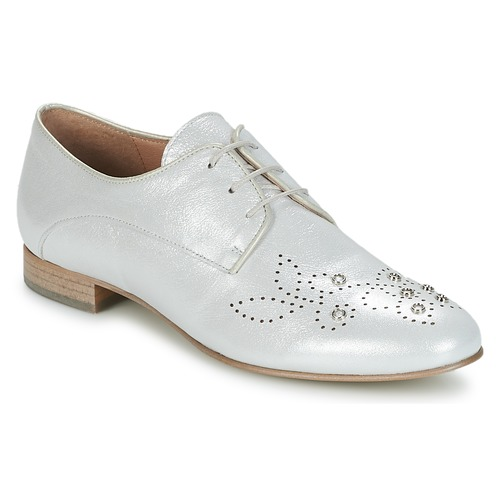 Shoes Women Derby Shoes Muratti ADJA Silver