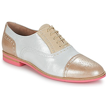 Shoes Women Derby Shoes Muratti ANOR Silver