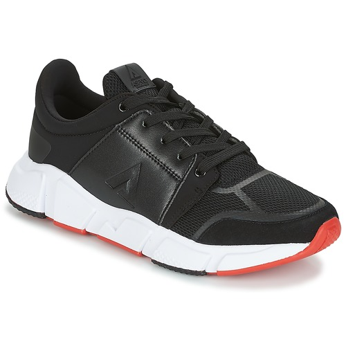 Shoes Men Low top trainers Asfvlt FUTURE Black / White / Red