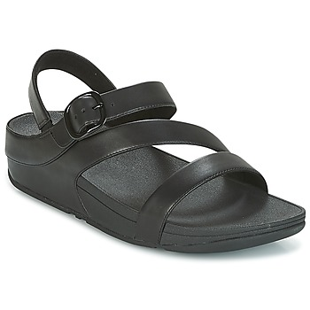 Shoes Women Sandals FitFlop BANDA II TOE-THONG SANDALS  black