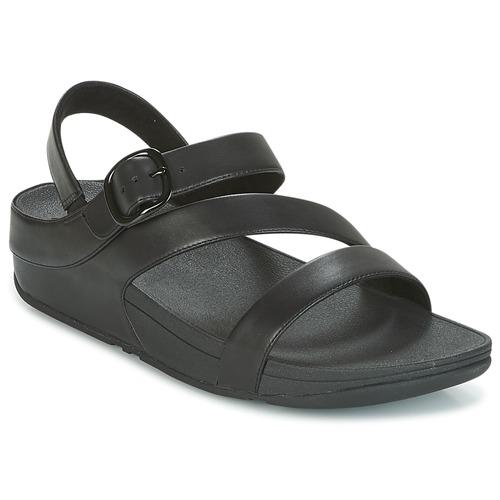 Shoes Women Sandals FitFlop BANDA II TOE-THONG SANDALS  black