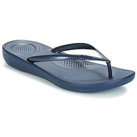 Shoes Women Flip flops FitFlop IQUSHION ERGONOMIC FLIP-FLOPS Navy