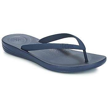 Shoes Men Flip flops FitFlop IQUSHION ERGONOMIC FLIP FLOP Navy