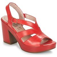 Shoes Women Sandals Wonders JOPERJO Red