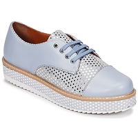 Shoes Women Derby Shoes Cristofoli FILIPY Blue