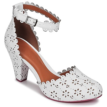 Shoes Women Heels Cristofoli OULALOU White
