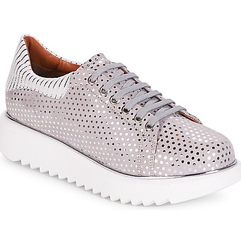 Shoes Women Trainers Cristofoli DOUNO Grey