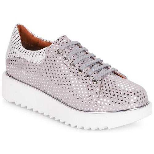 Shoes Women Trainers Cristofoli DOUNO Grey