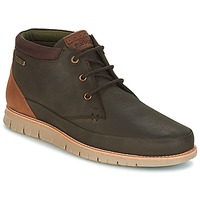 Shoes Men Hi top trainers Barbour NELSON Brown