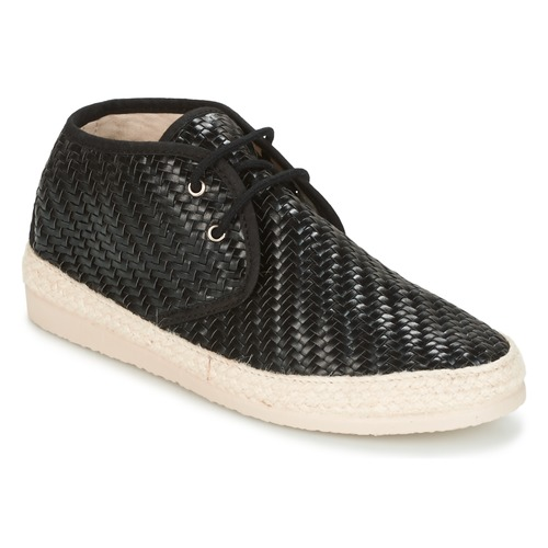 Shoes Women Espadrilles Ippon Vintage SMILE-DRESSCOD Black