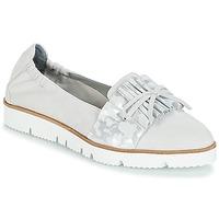 Shoes Women Loafers Mam'Zelle ASELIN Grey