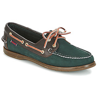 Shoes Women Boat shoes Sebago VICTORY Green