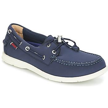 Shoes Women Boat shoes Sebago LITESIDES Navy