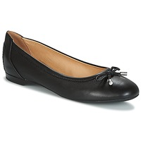 Shoes Women Flat shoes Geox LAMULAY Black