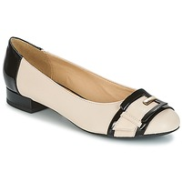 Shoes Women Heels Geox WISTREY E Beige