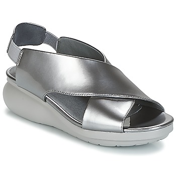 Shoes Women Sandals Camper BALLOON Silver