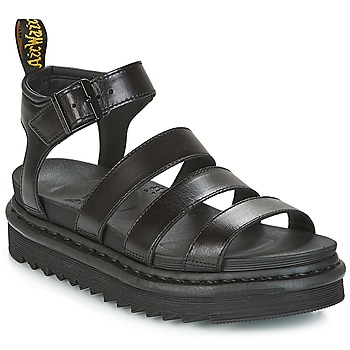 Shoes Women Sandals Dr Martens ZEBRILUS  black